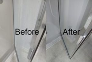 Your shower doors are dirty than you think! Let us help!