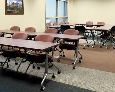 Refurbished Chairs and Desks
