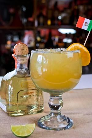 """As delicious as your meal is promised to be, our selection of drinks at our full bar is just as satisfying, especially our hand-crafted margaritas which have been voted """"Best Margaritas in Phoenix."""""""