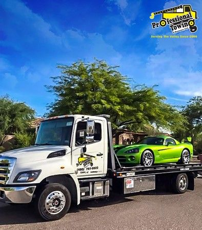 Image 8 | Professional Towing & Recovery