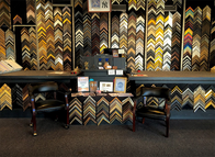 Custom made frame shop in Columbia, SC!
