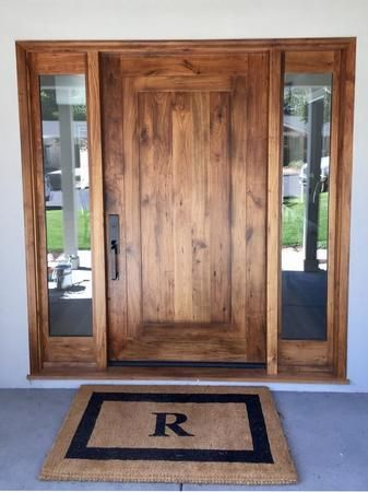Do you need a new front door? Contact us today!
