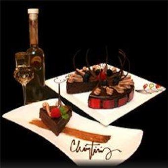 Best Dessert in Orlando - Christinis chocolate mousse cake