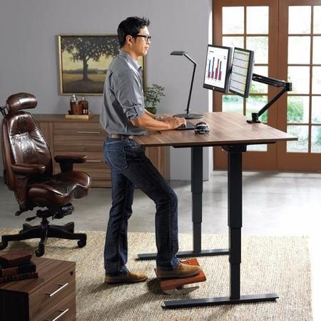 Sit and Standing Desk