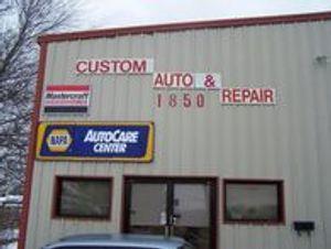 Image 2   Custom Auto & Repair