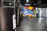 Our boxing studio will help your skills develop and grow.