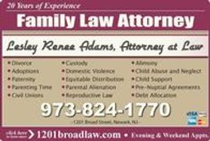 Legal Services for Family Law matters
