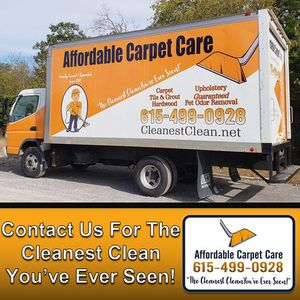 We have the drive and determination to get you the clean floors that you deserve! Contact us today!