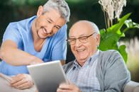 We're here to provide great in-home care for your loved ones.