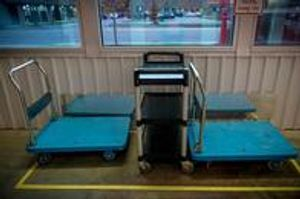 Moving Carts Available