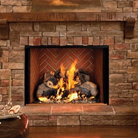 Image 3 | A Cozy Fireplace