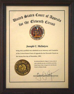 Image 6 | Injury Law Offices of Joseph C. McIntyre