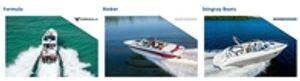 Formula, Rinker and Stingray Boats