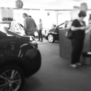We are here to make your car buying experience easy and pleasurable!