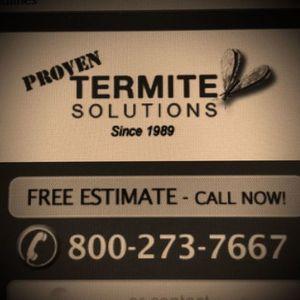 Image 2 | Proven Termite Solutions