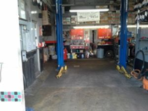 Anything that you need done with your car, we can do here!