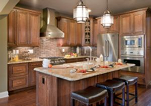 Indulge in your new luxury kitchen