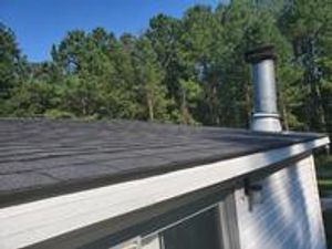 You can trust our dedicated roofing crew to handle your project with ease. We love roofs, whether they're pointed, slanted, or flat.