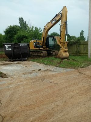 excavating services highlandville, mo and springfield, mo
