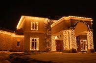 A beautifully lit business or home is an enchanting Christmas light installation display that promotes the holiday spirit. Whatever statement you want to make—classic, elegant, dazzling, or bold—Light Up Columbus can bring it to life.