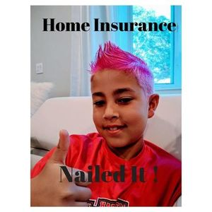 Home Insurance, Nailed IT !