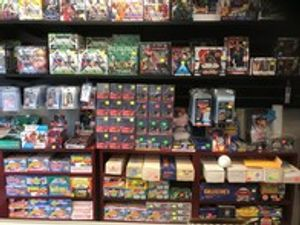 We also carry sports related games!