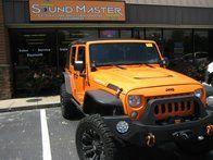 Specializing in Jeep Wrangler