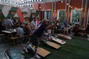 We are certified by the American Cornhole League and Texas Cornhole League and know how to set up tournaments right.