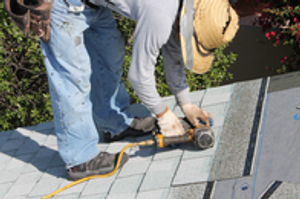 Roofing contractor in the Edmond, OK area.