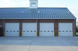 Image 2 | Rolling & Sliding Doors of Dayton