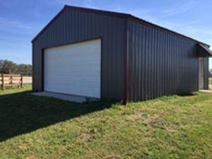 Image 2 | ARK-LA-TEX Shop Builders of Texas