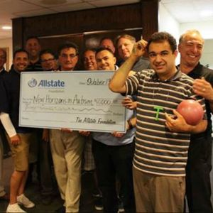 Allstate Foundation grant for New Horizons in Autism