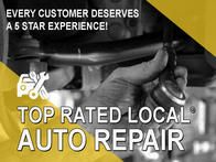 "Every customer deserves a 5 star experience! That is our 5 Star Promise!"" For more information visit http://www.5starconcord.com/"