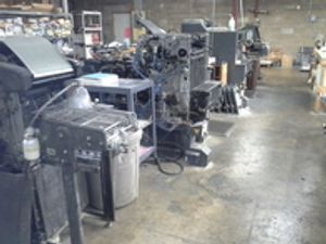 Where the printing magic happens!