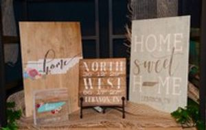 We have everything you need to make a house/apartment a home!