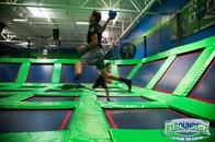 Rebounderz Indoor Trampoline Park and Family Fun Center is Sacramento's premiere family entertainment facility.