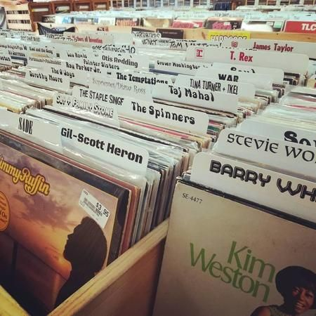 Stop by and check out our soul section.