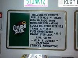 Image 2 | Stinky's Express Lube