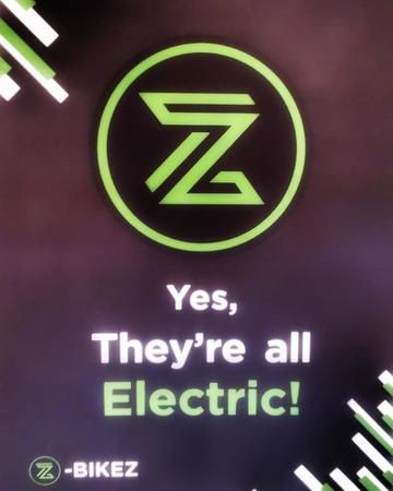Yes, they're ALL electric!