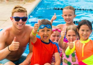 Swimming Lessons for Children of all Ages!