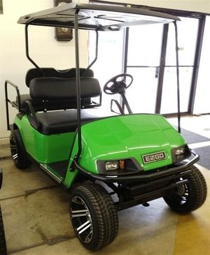 Image 7 | Fairway Golf Cars