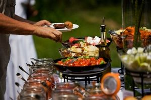 event caterer