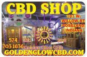 Image 2 | GOLDEN GLOW CBD, GLASS & CANVAS SHOP
