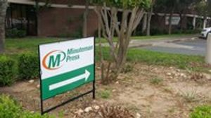 Minuteman Press San Antonio TX Network Blvd