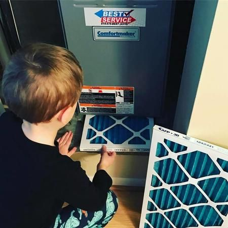 Teach them the importance of changing filters early and ensure a lifetime of clean indoor air. Remember : New Month = New Filter.