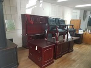 When you're looking for quality new and used furniture, look no further than our office furniture store in Greenville, SC.