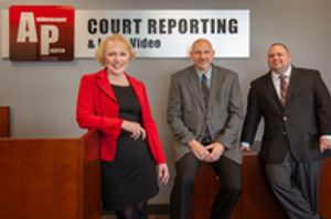 Image 2 | AUFDERMAUER PEARCE COURT REPORTING