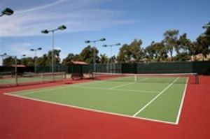 Tennis court construction company San Diego