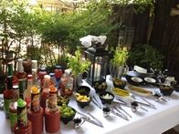 Sunday brunch and Bloody Mary's!