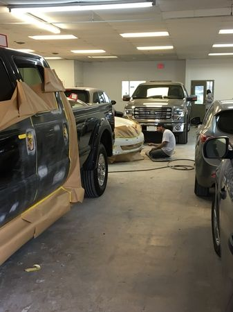 Image 4 | COW Autobody Reconditioners & Collision On Wheels